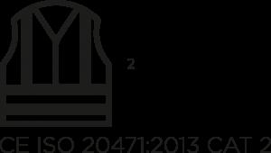 CE ISO 20471-2013 CAT 2-Utility-Diadora