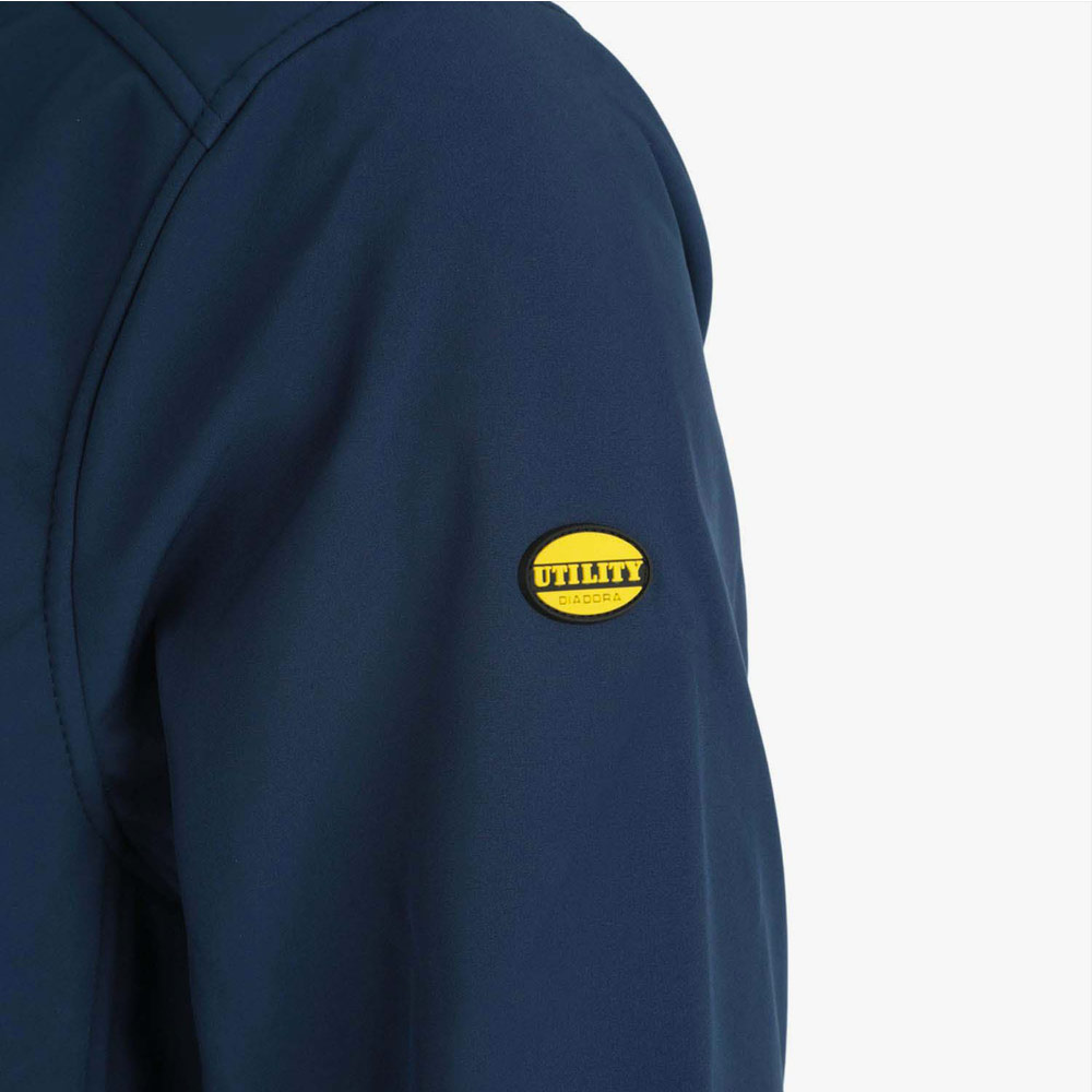 Giacca da Lavoro in Softshell DIADORA UTILITY SAIL Blu polvere 159632 60064