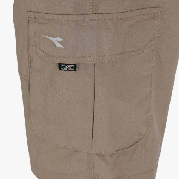 WONDER-Bermuda-Utility-Diadora-Store-Cod702.160308-25064-tasca-laterale-logo