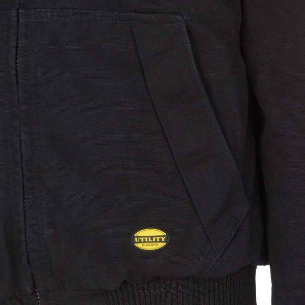 JACKET-PADDED-Utility-Diadora-Store-Cod702.171666-80013-logo