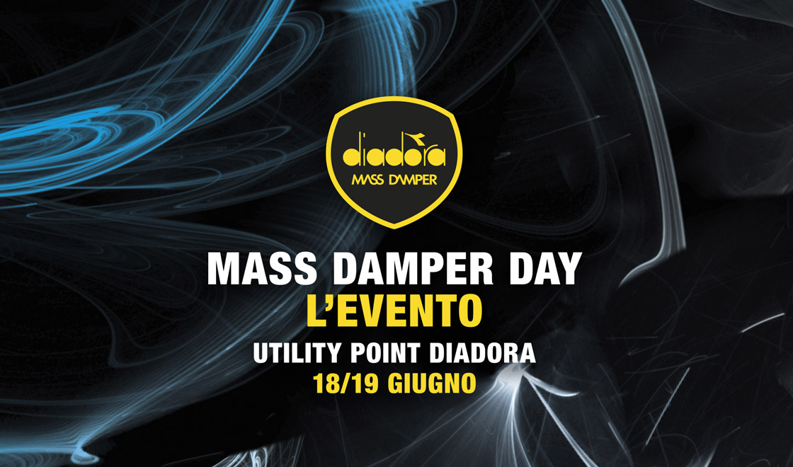 Damper Day Giugno Diadora Utility Point 19 Mass 18 zv7wTU