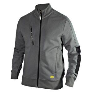 SWEATHSHIRT-FZ-LITEWORK-Utility-Diadora-Store-Cod702-175943-75070